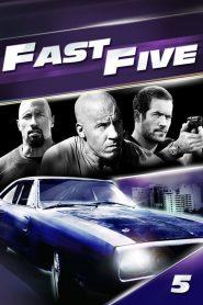 Fast Five (2011) Hindi Dubbed