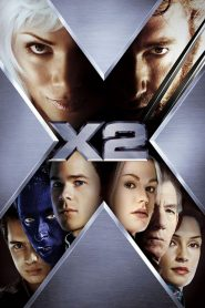 X Men United (2003) Hindi Dubbed