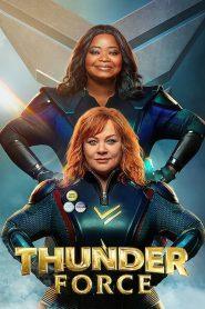 Thunder Force (2021) Hindi Dubbed