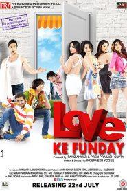 Love Ke Funday (2016) Hindi