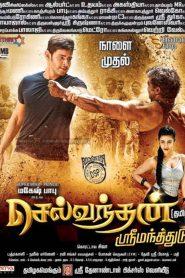 Srimanthudu (2015) Hindi Dubbed