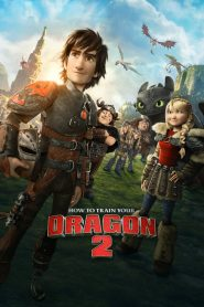 How to Train Your Dragon 2 (2014) Hindi Dubbed
