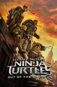 Teenage Mutant Ninja Turtles Out of the Shadows (2016) Hindi Dubbed