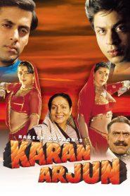 Karan Arjun (1995) Hindi