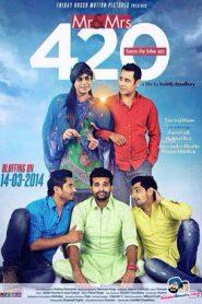 Mr And Mrs 420 (2014) Punjabi