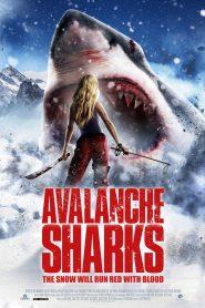 Avalanche Sharks (2014) Hindi Dubbed