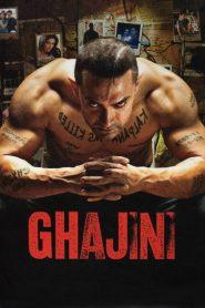 Ghajini (2008) Hindi
