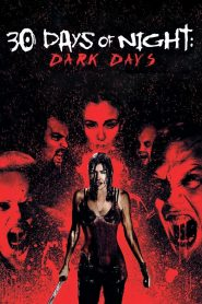 30 Days of Night Dark Days (2010) Hindi Dubbed