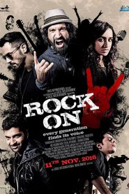Rock On 2 (2016) Hindi