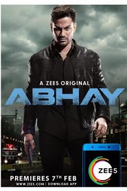 Abhay (2019) Hindi TV Series