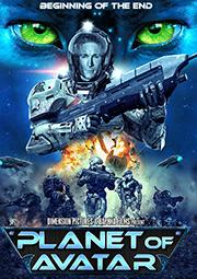 Planet of Avatar (2017) Hindi Dubbed
