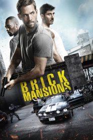 Brick Mansions (2014) Hindi Dubbed