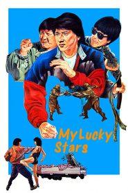 My Lucky Stars (1985) Hindi Dubbed