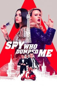 The Spy Who Dumped Me (2018) Hindi Dubbed